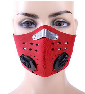 Premium Protective Pollution, Bacteria & Virus Mask [IN STOCK!]