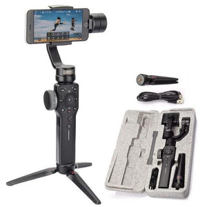 Handheld Gimbal Stabilizer For Iphone And Smartphone Video Camera