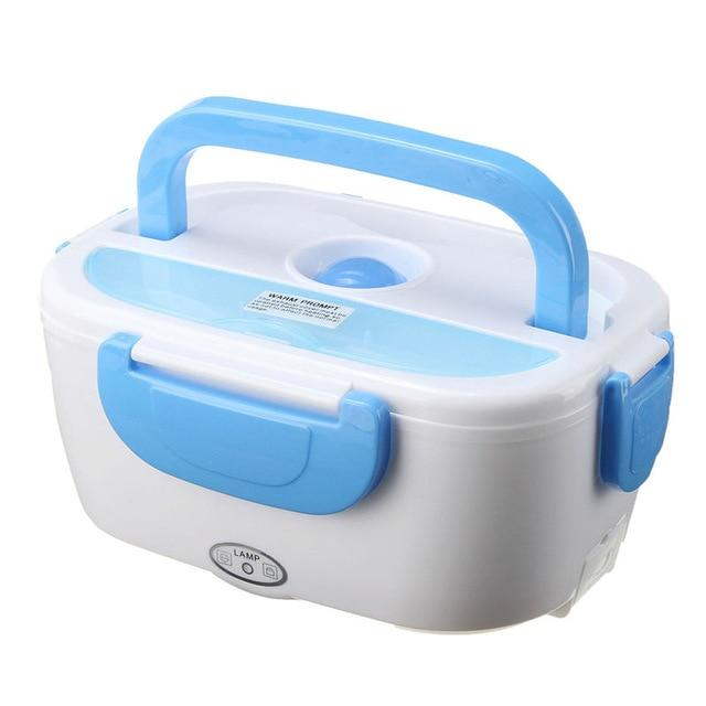 Portable Heated Electric Lunch Box