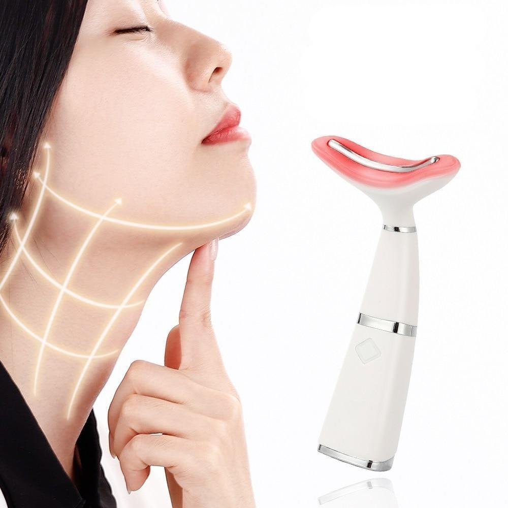 Wrinkle Reducing Neck Therapy Device