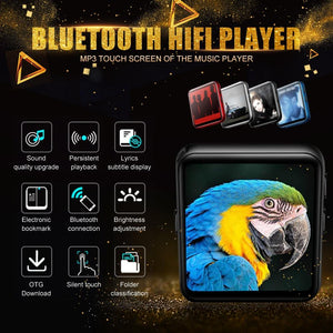 Portable MP3/MP4 Player Bluetooth | 16GB