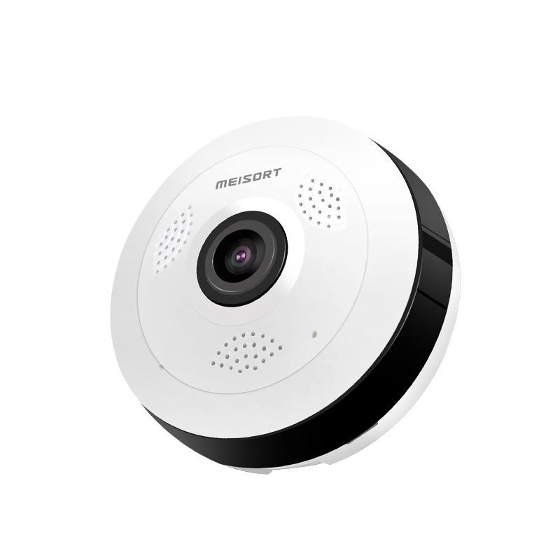 Fisheye 360° Smart Home Camera