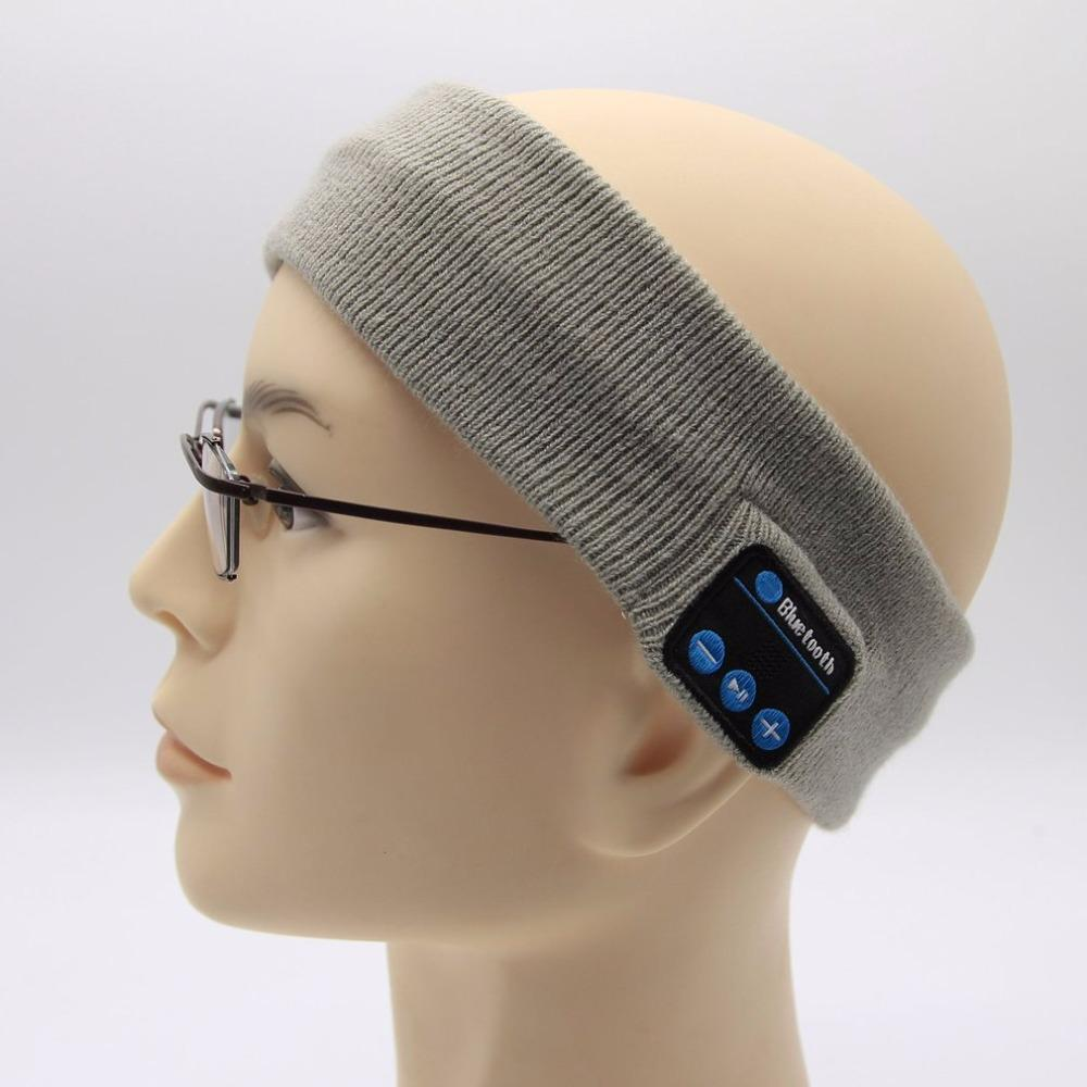 Bluetooth Headband Headphones