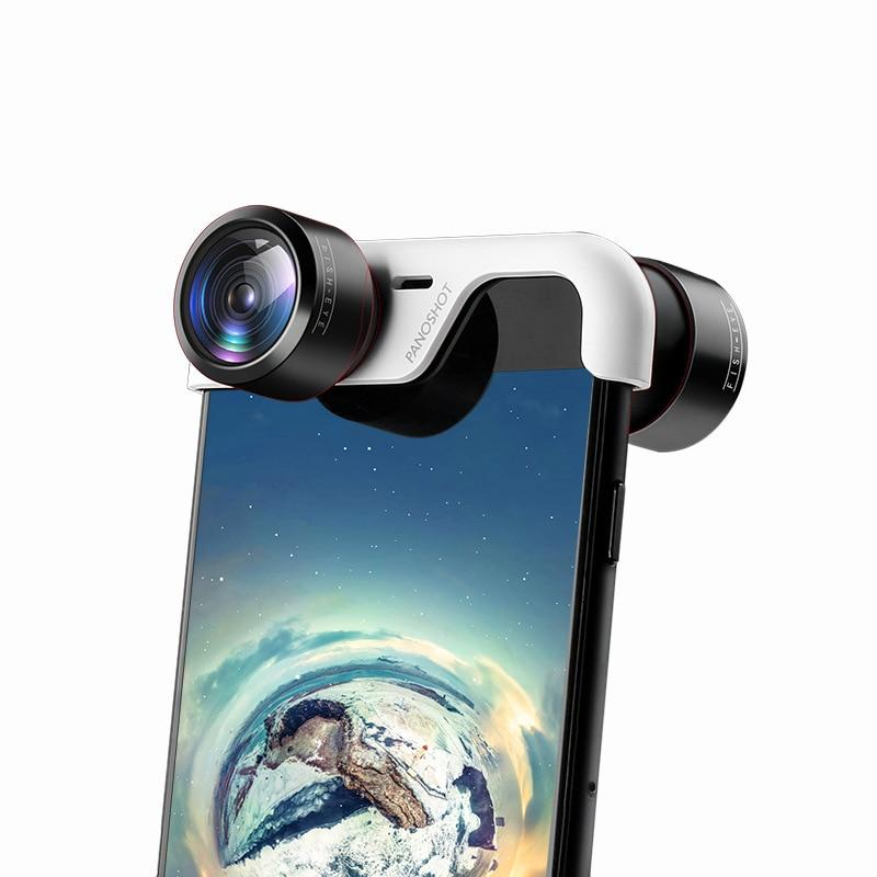 360 Degree Panoramic Dual Lenses