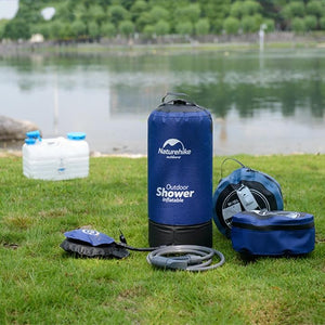 Durable Portable Shower Pump For Outdoor Camping