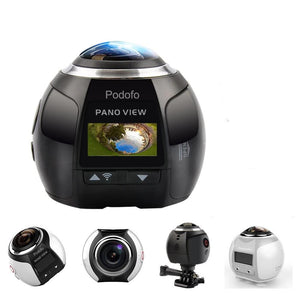 Waterproof Panoramic 360 Camera