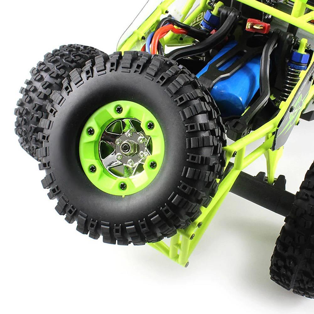 4WD 35 Mph High Speed RC Car Off Road Rock Crawler Cross-Country Truck