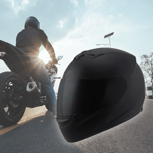Motorcycle Helmet with Bluetooth
