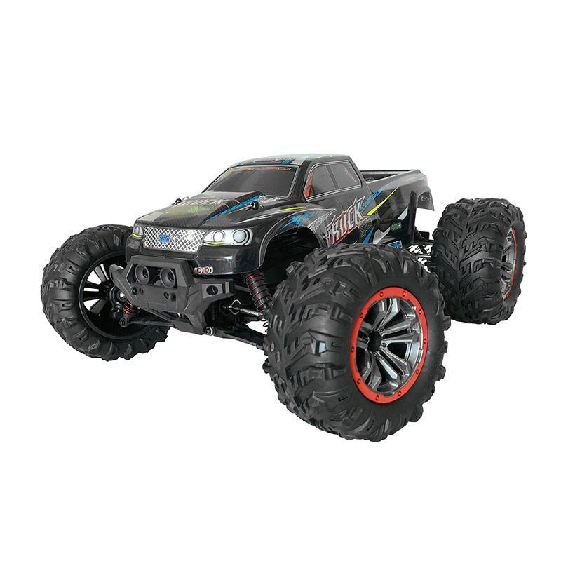 Fast Off Road RTR Crawler Truck With RC Car 9125 2.4G 1.10 4WD