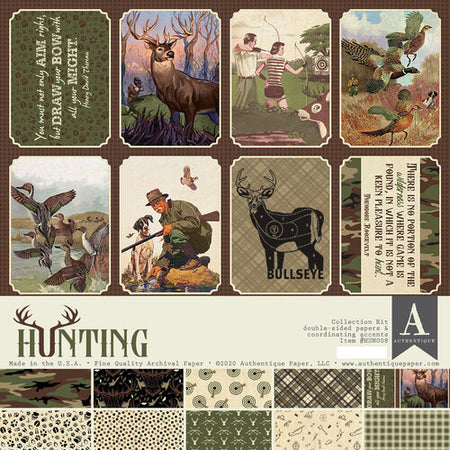 Authetique - Hunting