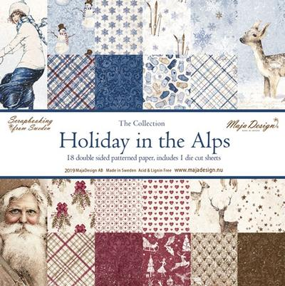 Holiday in the Alps - Maja Design