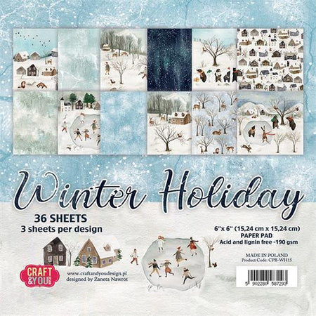 Match til Winter Holiday - Craft and You