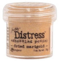Tim Holtz Distress Embossingpulver  Dried Marigold
