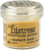 Tim Holtz Distress Embossingpulver  Mustard Seed