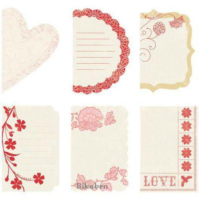 MM: Love Notes - Journaling Book