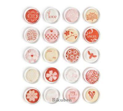 MM: Love Notes - Looking Glass Stickers