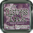 Tim Holtz: Distress Ink Pute - Dusty Concord