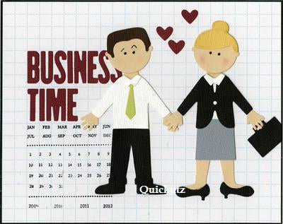 Quickutz: Business Outfits    REV-0266-D