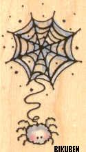 Penny Black: Spidey Web