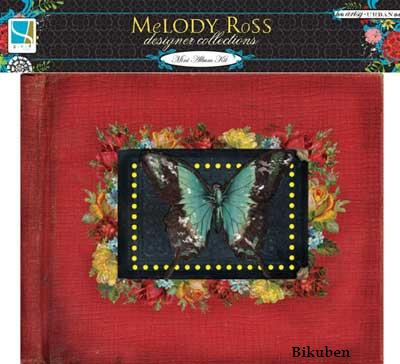Melody Ross: Artsy Urban Coll - Mini Album Kit