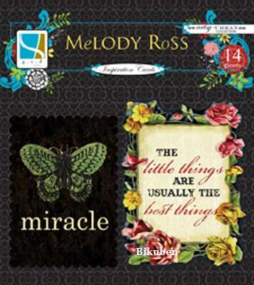 Melody Ross: Artsy Urban Coll - Inspiration Cards