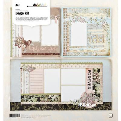 Basic Grey: Cappella - PAGE KIT