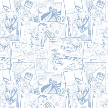 Disney: Spider-Man Comic Paper 12 x 12