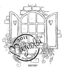 Magnolia: Romantic window