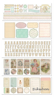 Melissa Frances: 5th Avenue - Sticker Book