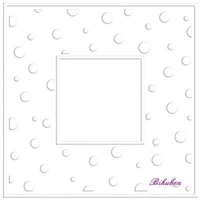 DCWV: Card & Envelopes - Embossed Cards - DOTS