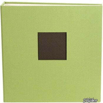 "American Crafts - Cloth Album 8,5x11"" - Leaf"