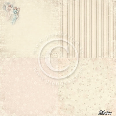 Pion Design - Silent Night -  Angles choir   6x6 tum