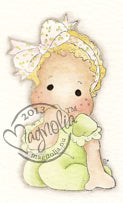 Magnolia - Special Moments - Little Cute Tilda - Stamp