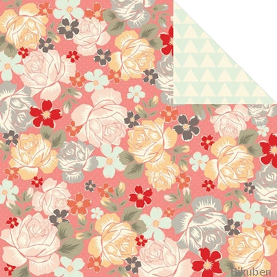 KaiserCraft - Sweet Pea - Lovely 12x12""