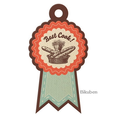 We R Memory Keepers - Country Livin' - Embossed Tag - Ribbon