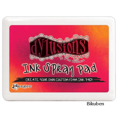 Dylusions - Dyan's Ink spray pad - Empty