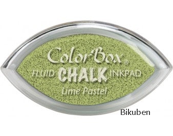 Colorbox - Fluid Chalk Cat's Eye - Lime Pastel