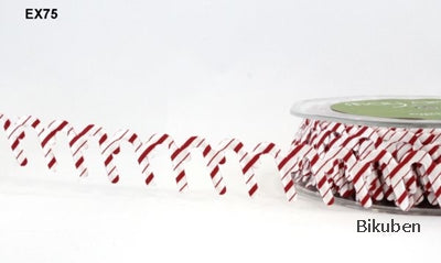 May Arts - Candy Cane Ribbon  (metervis)