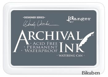 Ranger - Archival Ink Pad - Watering Can