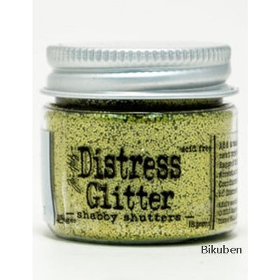 Tim Holtz - Distress Glitter - Shabby Shutters