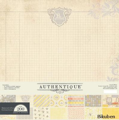 Authentique - Be(you)tiful Collection Kit 12x12""