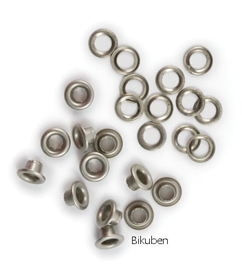We Are Memory Keepers - 3/16 Eyelets & Washer - Nickel