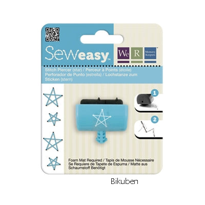 We R Memory Keepers - Sew Easy Stitch Piercer - Star