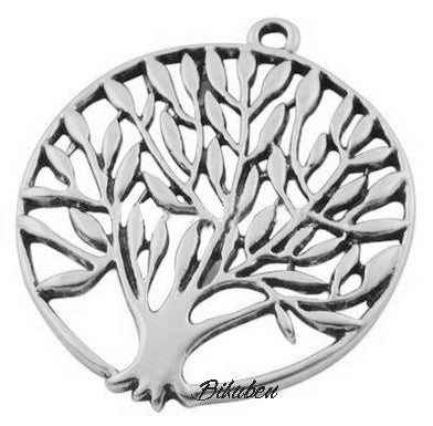 Charms - Antique Silver - Tree of Life