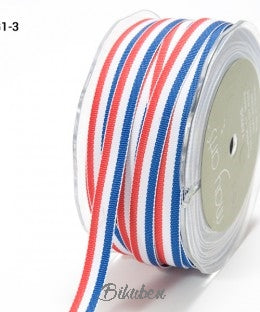 May Arts - Red/White/Blue Ribbon - Small - METERSVIS