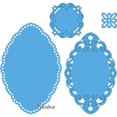 Marianne Design - Creatables - Small Oval