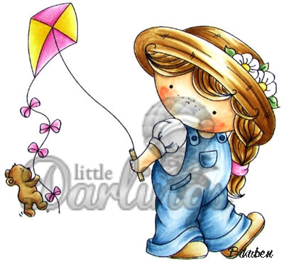 Little Darlings - CandiBean - Izzie's Kite Time