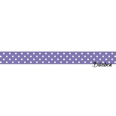 Doodlebug - Washi tape - Lilac Swiss Dot