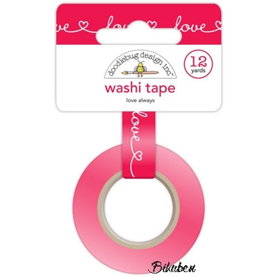Doodlebug - Washi tape - Love Always