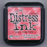 Tim Holtz - Mini Distress Ink Pute - Worn Lipstick